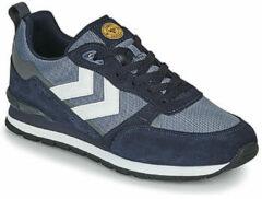 Marineblauwe Hummel Thor Sneakers - Maat 45