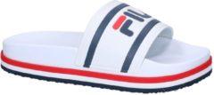 Fila Dames Slippers Morro Bay Zeppa Wmn - Wit - Maat 41