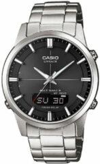 Casio Radio Controlled horloge LCW-M170D-1AER - Horloge - 39 mm - Staal - Zilverkleurig