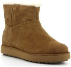 Beige Snowboots UGG CLASSIC MINI BLVD taupe
