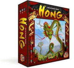 White Goblin Games gezelschapsspel Hong