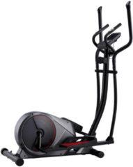 Grijze Vidaxl Crosstrainer Magnetisch Met Hartslagmeter