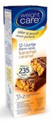 Weight Care Maaltijdreep Karamel 10-pack (Repenactie) (10 X 2st)