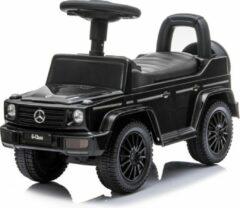 Zwarte Cabino Loopauto Mercedes Benz G-klasse Black