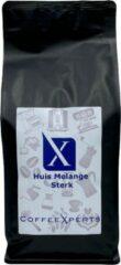 CofffeeXperts.eu Koffiebonen | Huis Melange Sterk | 1000 gram | Barista | Espresso | Cappuccino | CoffeeXperts