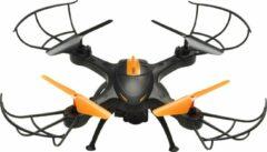Denver DCW-380 camera-drone 4 propellers Quadcopter 640 x 480 Pixels 380 mAh Zwart, Oranje
