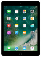 Apple Refurbished Apple iPad (2017) refurbished door Forza - A-Grade (Zo goed als nieuw) - 32GB - Cellular (4G) - Spacegrijs