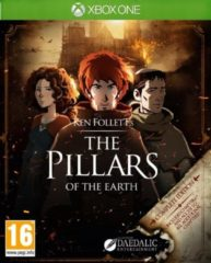 Daedalic Entertainment The Pillars of the Earth (Complete Edition)