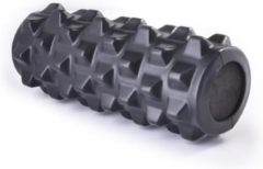 Matchu Sports - Foamroller - foam roller extra - zwart
