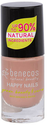 Afbeelding van Roze Green Tree Candle Company Benecos Vegan Nail Polish You-Nique