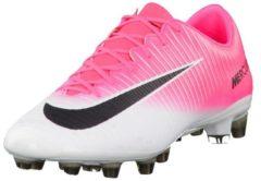 Rosa Fußballschuhe Mercurial Veloce III AG-Pro 850793-303 Nike Racer Pink/Black-White
