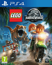 Warner Bros LEGO: Jurassic World PS4 (1000544710)
