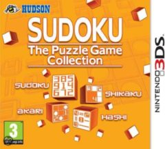 Konami Sudoku, The Puzzle Game Collection - 2DS + 3DS