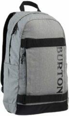 Grijze Burton Emphasis 2.0 26L Rugzak gray heather backpack