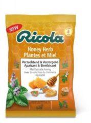 Ricola Honey herb zakje 12 st 75 gr