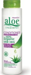 Pharmaid Aloe Treasures Conditioner Organic Aloë Vera   Bio Olive   Normaal & Vet Haar
