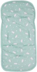 Groene Briljant Baby multicomforter - Nijntje Jade