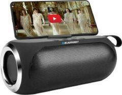Zwarte Blaupunkt Draagbare Bluetooth-Speaker - Bluetooth Luidspreker