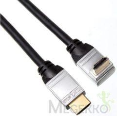 LegaMaster HDMI PLUG NAAR HDMI PLUG / STANDAARD /0.75m