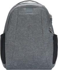 Pacsafe Metrosafe LS350-Anti diefstal Backpack-15 L-Grijs (Dark Tweed)