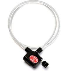Lock Alarm 5944 Maxi, Sicherheitsschloss, 1,2m Länge, Alarmton von 110 Dezibel