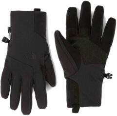 Zwarte The North Face Mens Apex+ Etip Glove vinger handschoenen sr