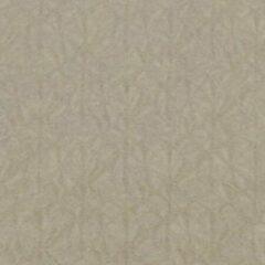 Zandkleurige Satijnkaarten DIN-lang, 5 PAKJES a 3 STUKS, web ge-embossed + enveloppen, zand-metallic