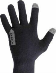 Q36.5 Glove Amphib (+0 to 18°C) Zwart - Zwart - L