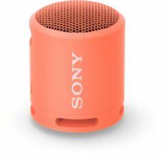 Koraalrode Sony SRS-XB13 - Draadloze Bluetooth Speaker - Koraal Roze
