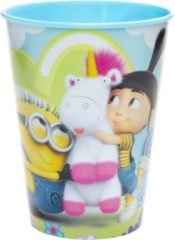 LG-Imports LG Imports beker Despicable Me blauw 260 ml
