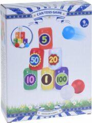 Free and Easy gooispel blikken 9-delig