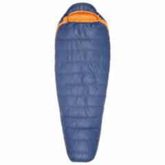 Exped - Comfort -5° - Donzen slaapzak maat M, blauw/oranje