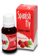 Cobeco-Spanish Fly Raspberry 15 Ml-Stimulerende Middelen