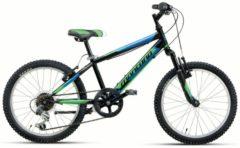 Montana Bike 20 ZOLL MONTANA ESCAPE JUNGEN MOUNTAINBIKE HARDTAIL 18 GANG Kinder schwarz