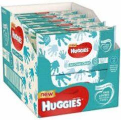 Huggies Billendoekjes Babydoekjes Every Day All Over Clean - 560 Stuks voordeelverpakking