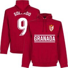 Retake Granada Soldado Team Hoodie - Rood - M