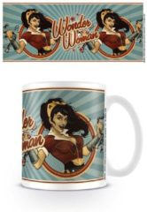 DC Comics Bombshells Wonder Woman Ceramic Mug