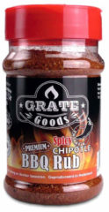 The Dutch BBQ Crew Grate Goods | Spicy Chipotle BBQ Rub | Strooibus 180gr