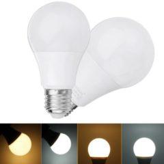 Meco E27 5W 7W 9W 12W 15W Warm White Pure White Non-dimmable No Flicker LED Globe Light Bulb AC85-265V