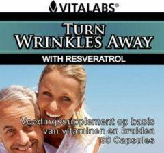 Vitalabs VitaTabs Turn Wrinkles Away Complex - 60 capsules - Voedingssupplementen