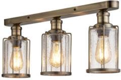 Searchlight Antieke plafondlamp Pipes 1263-3AB