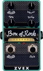 ZVEX Effects Box Of Rock Vertical Vexter distortion effectpedaal