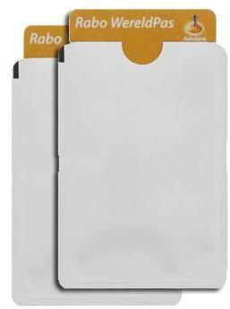 Afbeelding van RFID kaart beschermhoes - Bankpas en ID-kaart - König
