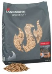 Bruine Landmann Rookhoutsnippers 500 g kersenhout 13953