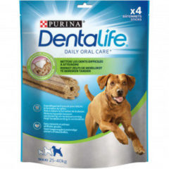Purina Dentalife Daily Oral Care Large - Hondensnacks - 142 g - Hondenvoer