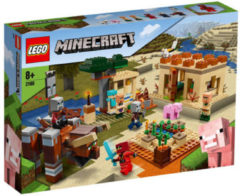 LEGO Minecraft 21160 De Illager Overval (4118273)