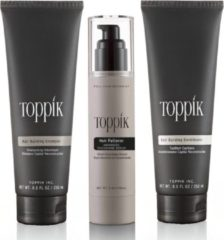 Transparante Toppik Hair Care complete set