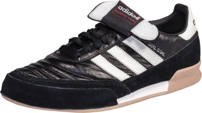 Afbeelding van Adidas Zaalvoetbalschoenen voor volwassenen Mundial Goal zwart Adidas