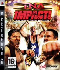 Midway TNA Impact Game PS3