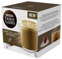 NESCAFÉ Dolce Gusto Koffiecapsules Nescafé Dolce Gusto 45831 Café Au Lait Intenso (16 uds)